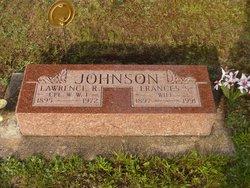 Lawrence R Johnson