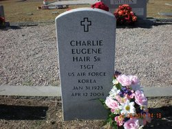 Charlie Eugene Bubba Hair, Sr
