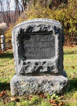Henry P Allen