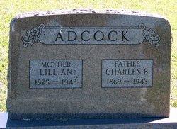 Charles B Adcock