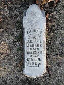 Laura V Jarboe