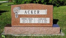 Norma Chola <i>Egbert</i> Acker