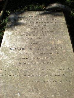 Elizabeth Laura <i>Alston</i> Hayne