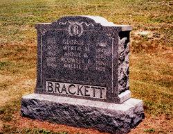 Myrtie Maria <i>Kidder</i> Brackett