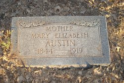 Mary Elizabeth <i>Berry</i> Austin