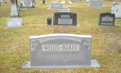 Olive <i>Wallace</i> Baker