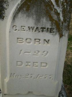 Charles Edwin Watie