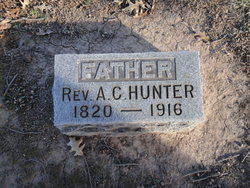 Rev Andrew Caldwell Hunter