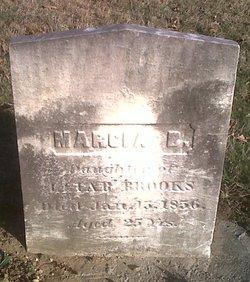 Marcia Barnes Brooks