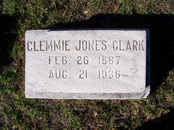 Clemmie <i>Jones</i> Clark