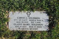 Gladys Mabel Solomon