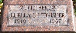Luella I Lebkisher