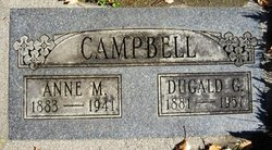 Anne May <i>Greenwood</i> Campbell