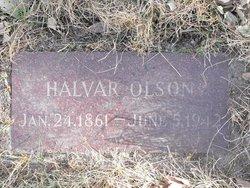 Halvar Olson