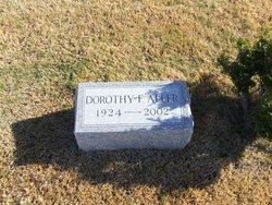 Dorothy F. Aller