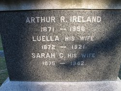 Sarah Cornelia <i>Baylis</i> Ireland