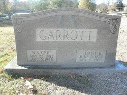 Benjamin Staples Crip Garrott