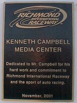 Robert Kenneth Campbell, Sr
