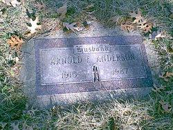 Arnold E. Anderson
