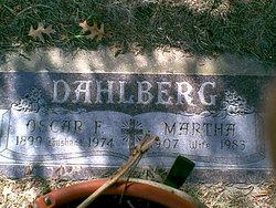 Martha <i>Collin</i> Dahlberg