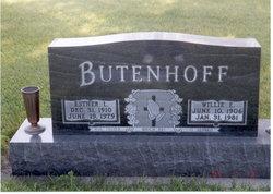 Esther L. <i>Eliason</i> Butenhoff