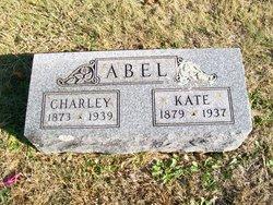 Kate Ann <i>Dickey</i> Abel
