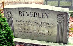 Florence <i>Tuggle</i> Beverley
