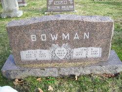 Ailie R. Bowman