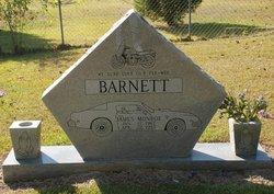 James Monroe Pee-Wee Barnett