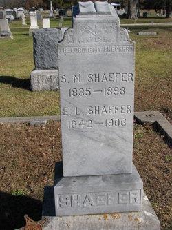 Elizabeth L. <i>Andrews</i> Shaefer