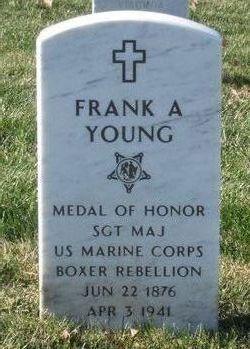 Frank Albert Young