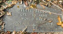 Willie Beeson