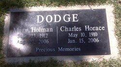 Charles Horace Dodge, Jr