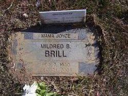 Mildred Joyce <i>Barnes</i> Brill