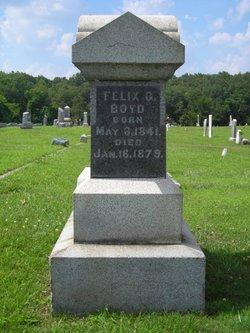 Felix G. Boyd