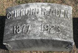 Clifford R Aden