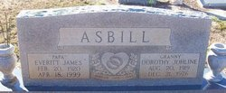Dorothy Johline <i>Brooks</i> Asbill
