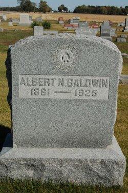 Albert N Baldwin