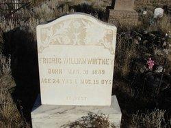 Fridric William Whitney