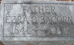 Ezra Garrett Bacorn