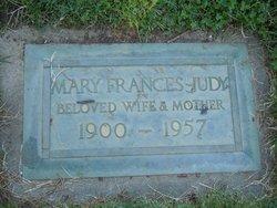 Mary Frances Judy