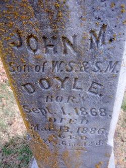 John Merrill Doyle