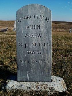 Lennette M. Kuhn