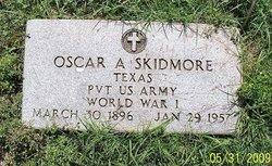 Oscar Alvin Skidmore
