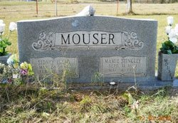 Mamie Stingley Mouser