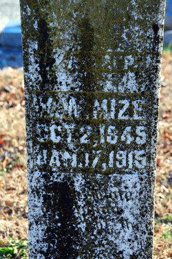 William Wofford Mize