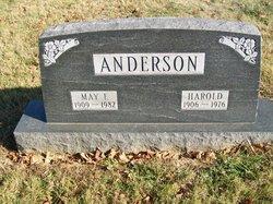 May F. <i>Wells</i> Anderson