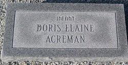 Doris Elaine Acreman