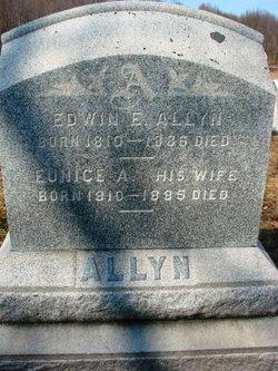 Edwin Evander Allyn