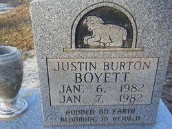 Justin Burton Boyett